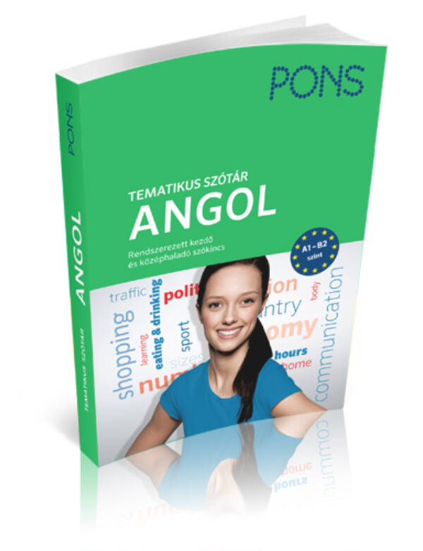 PONS - Tematikus szótár - ANGOL